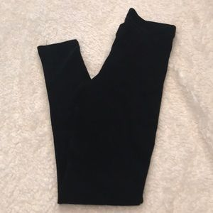 Ribbed black Alberto Makali leggings 🖤